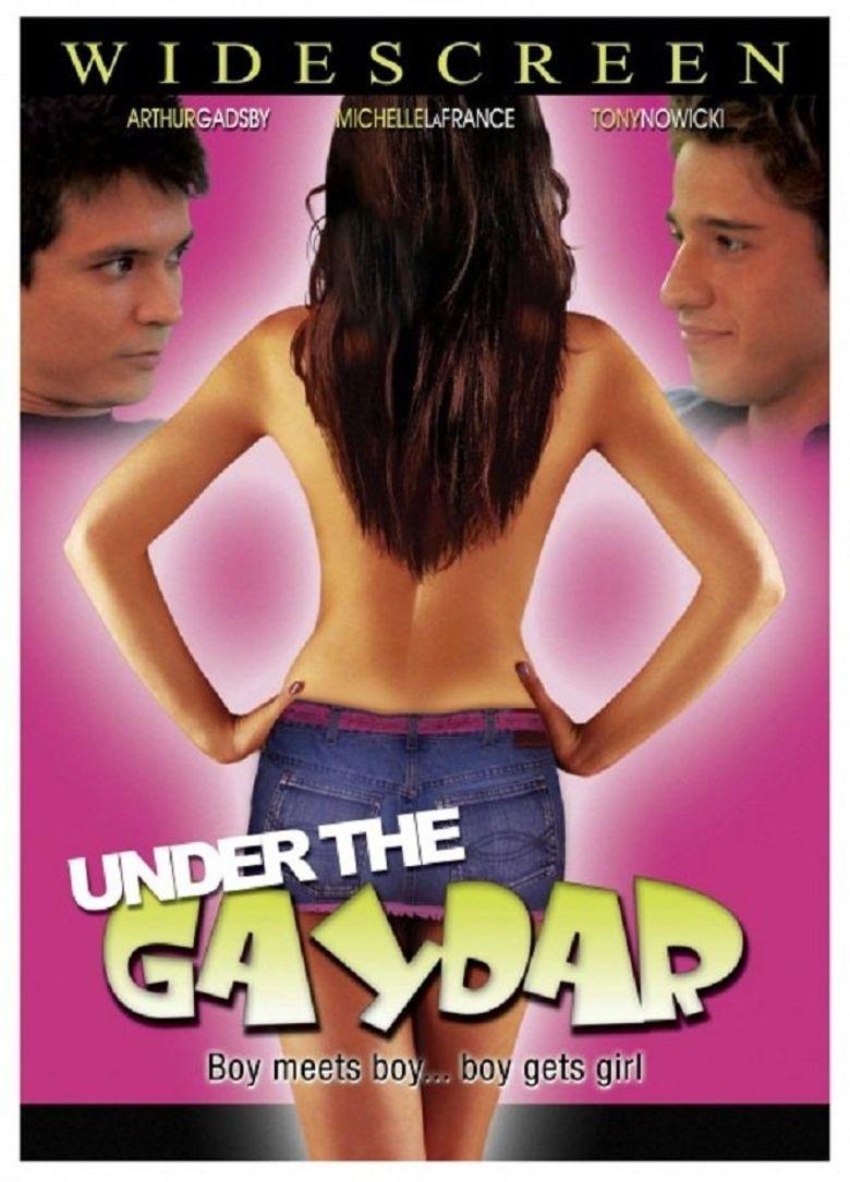 Under the Gaydar Poster