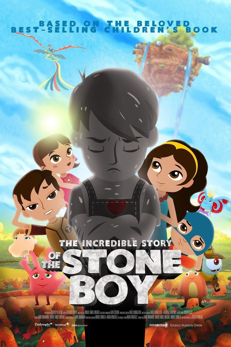 The Incredible Story of Stone Boy Poster