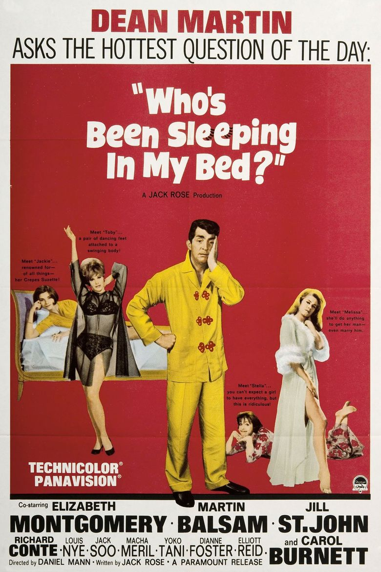 Who's Been Sleeping in My Bed? Poster