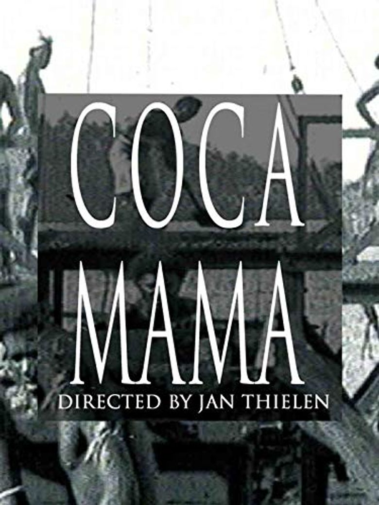 Coca mama, la guerra antidrogas Poster