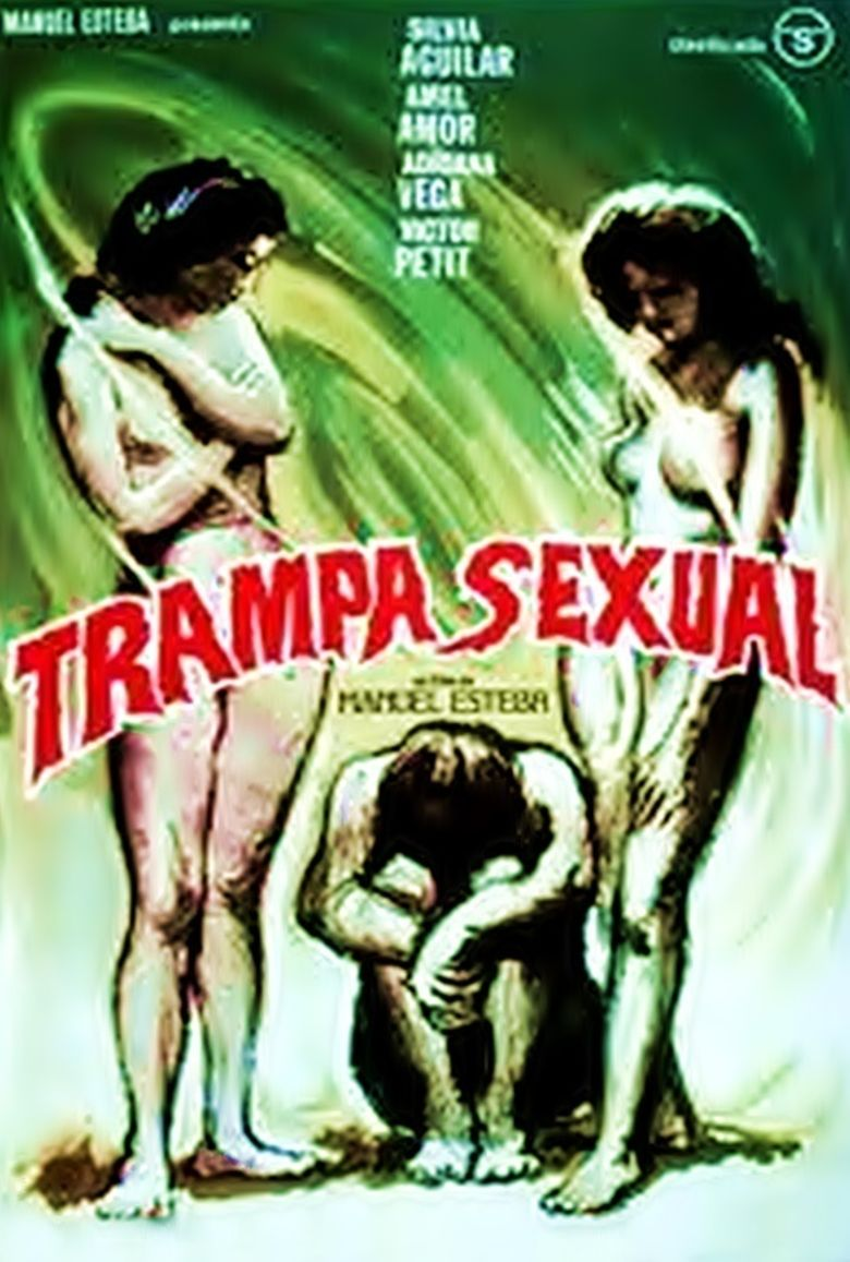 Trampa sexual Poster