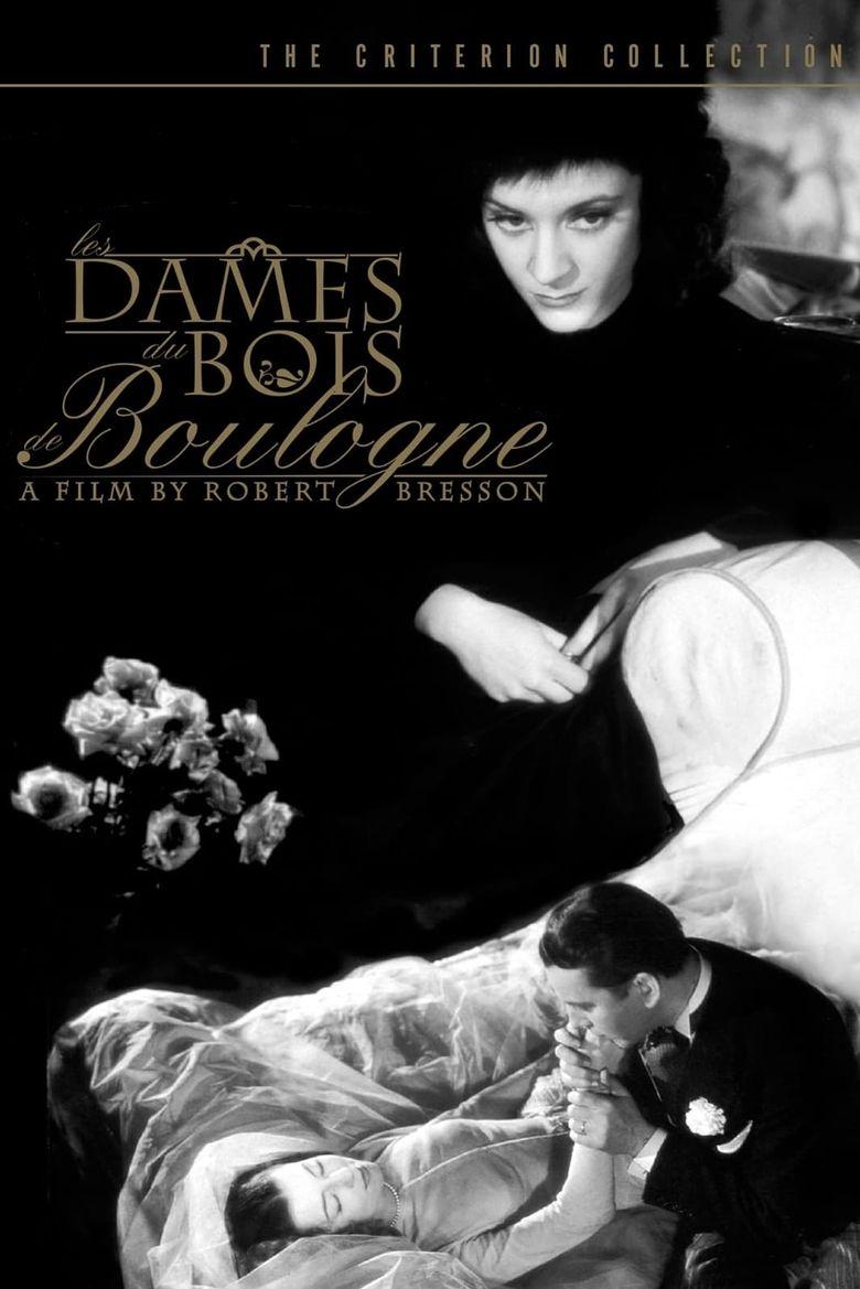Les Dames du Bois de Boulogne Poster