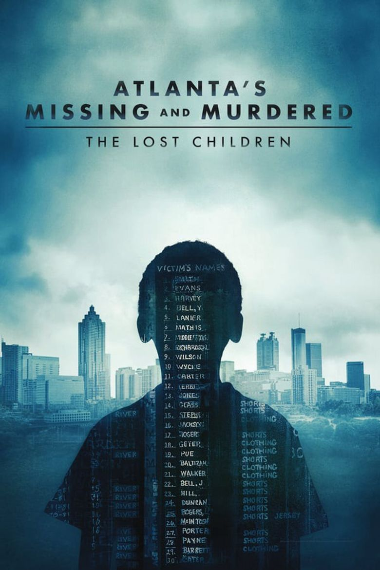 Atlanta's Missing and Murdered: The Lost Children Poster