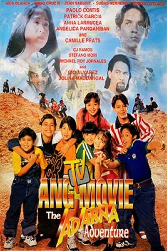 Ang TV Movie: The Adarna Adventure Poster