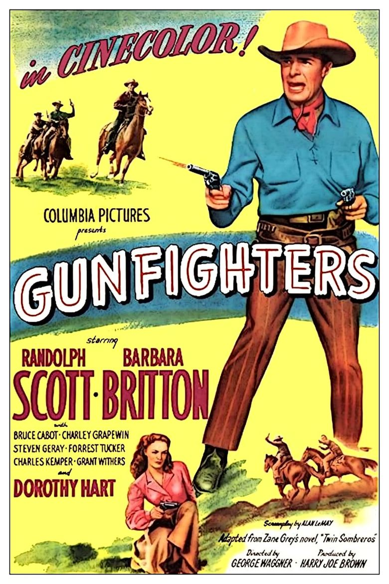 Gunfighters Poster