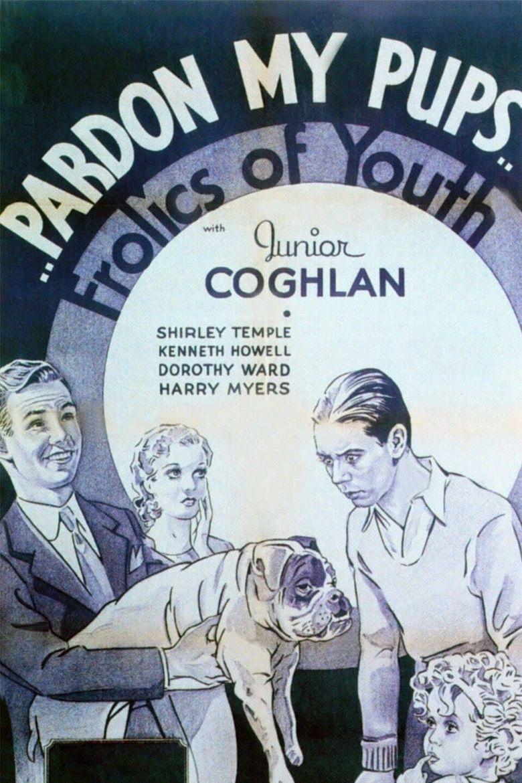 Pardon My Pups Poster