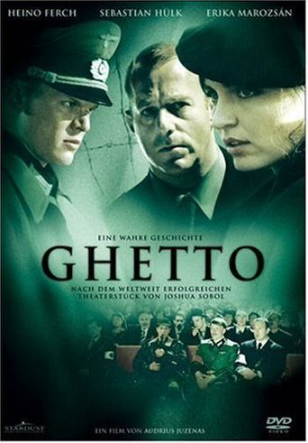 Ghetto Poster