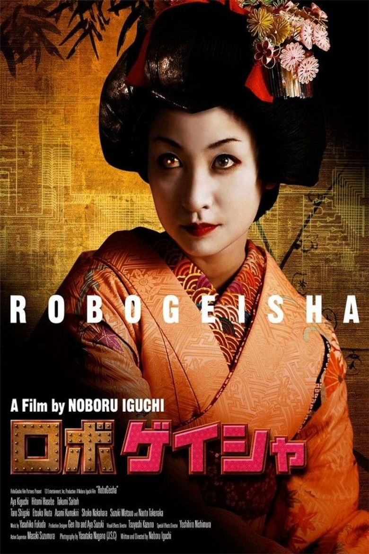 RoboGeisha Poster