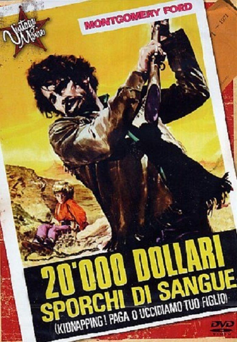 Twenty Thousand Dollars for Seven Poster