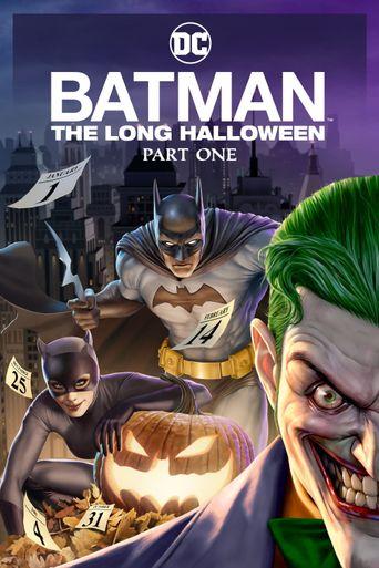 Batman: The Long Halloween, Part One Poster