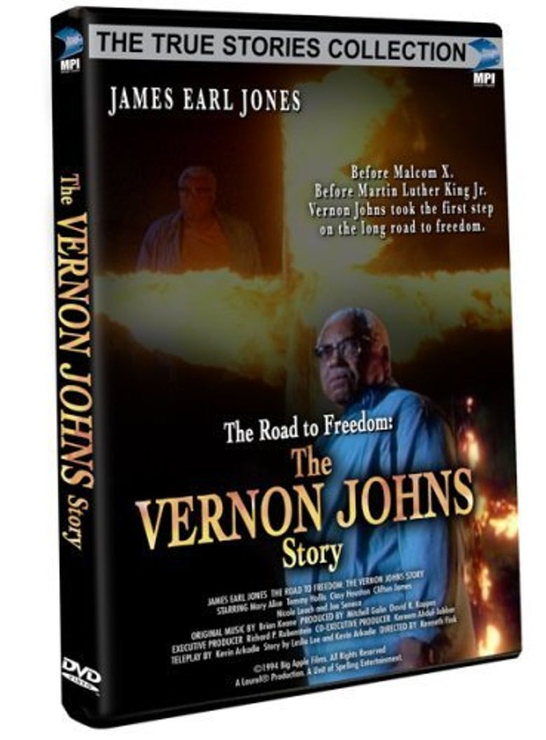 The Vernon Johns Story Poster