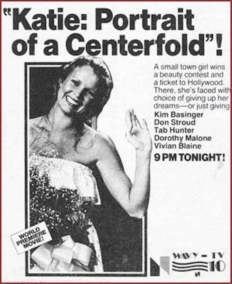 Katie: Portrait of A Centerfold Poster