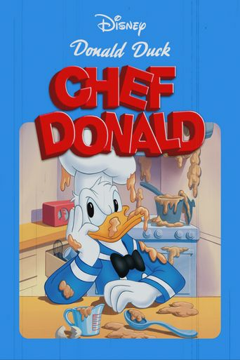 Chef Donald Poster