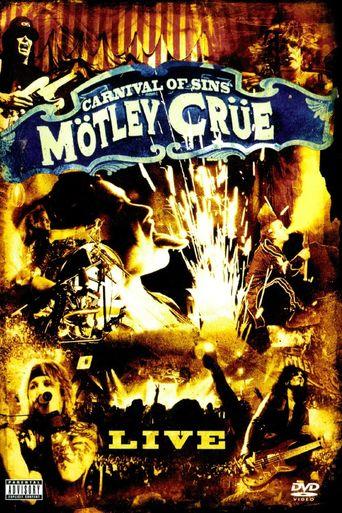 Mötley Crüe: Carnival of Sins Poster