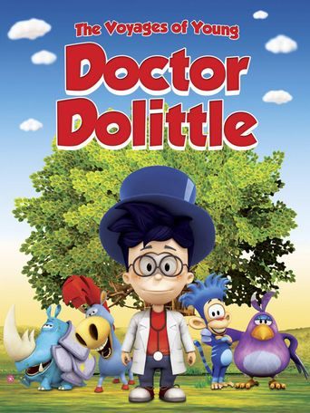 Watch The Voyages of Young Doctor Dolittle