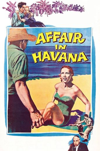 Affair in Havana Poster