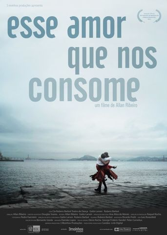 This Love That Consumes Poster