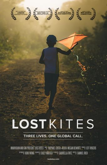 Lost Kites Poster