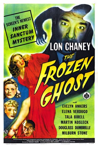The Frozen Ghost Poster