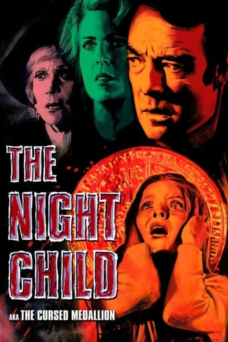 The Night Child Poster