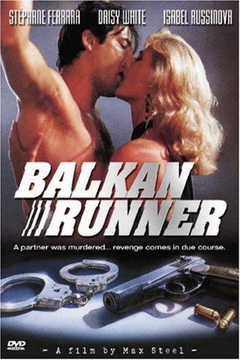 Balkan Runner Poster
