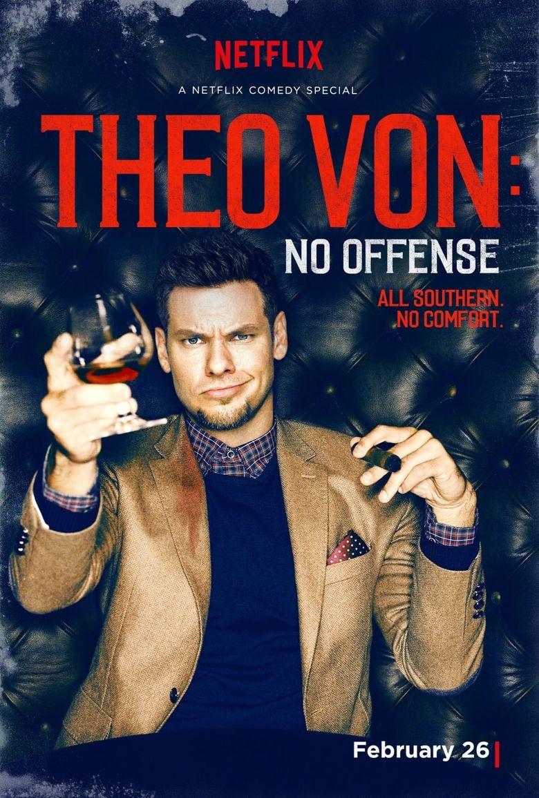 Theo Von: No Offense Poster