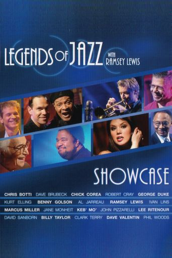 Legends of Jazz: Showcase with Ramsey Lewis Poster