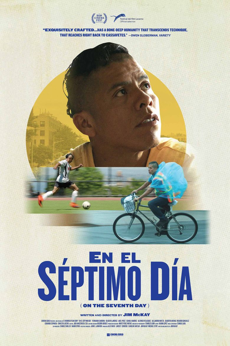 On the Seventh Day Poster