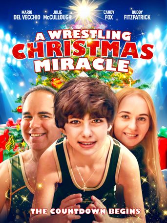 A Wrestling Christmas Miracle Poster