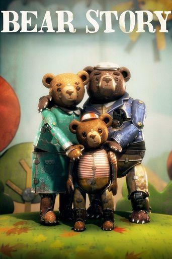 Bear Story Poster