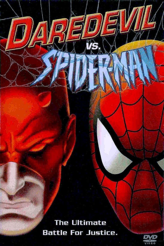 Daredevil vs. Spider-Man Poster