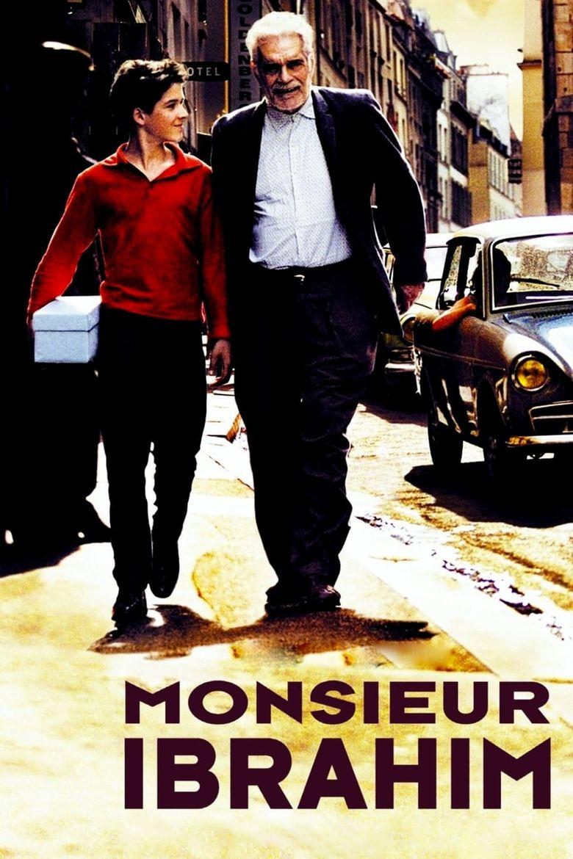Monsieur Ibrahim Poster