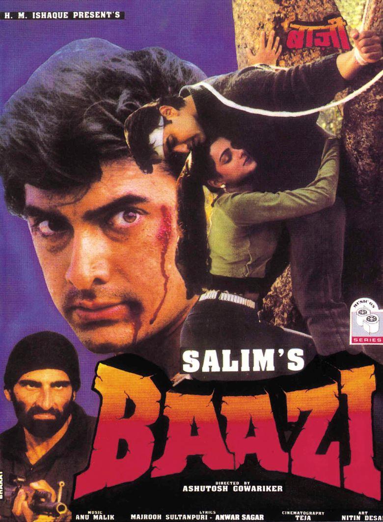 Baazi Poster