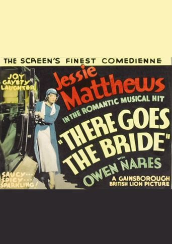 There Goes the Bride Poster