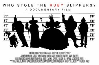Who Stole the Ruby Slippers? Poster