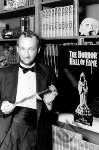 The Horror Hall of Fame Poster