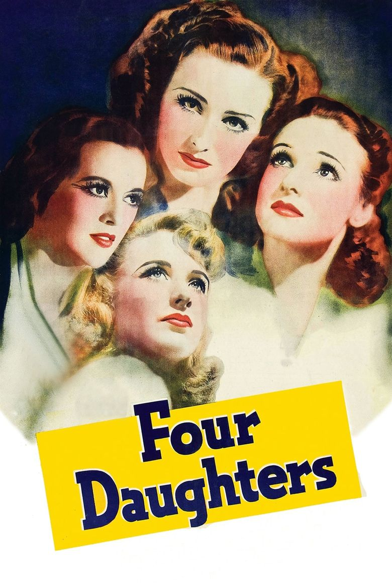 Four Daughters Poster