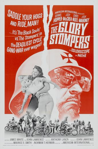 The Glory Stompers Poster