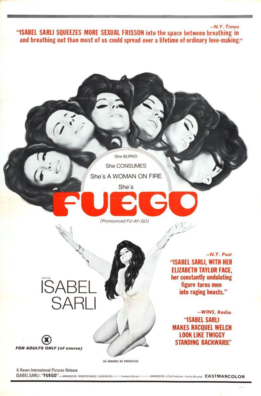 Fuego Poster