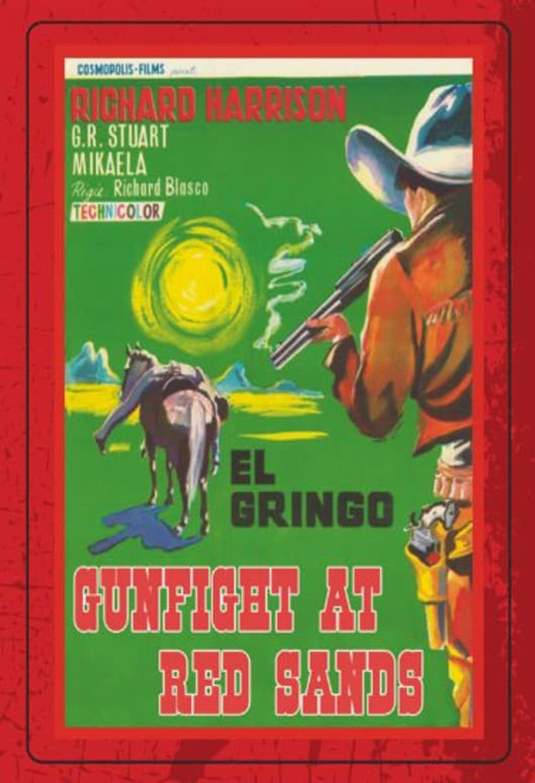 Gunfight at Red Sands Poster