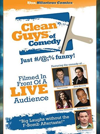 Clean Guys of Comedy Poster