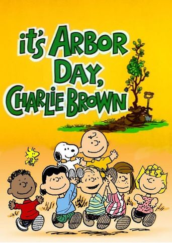 It's Arbor Day, Charlie Brown Poster