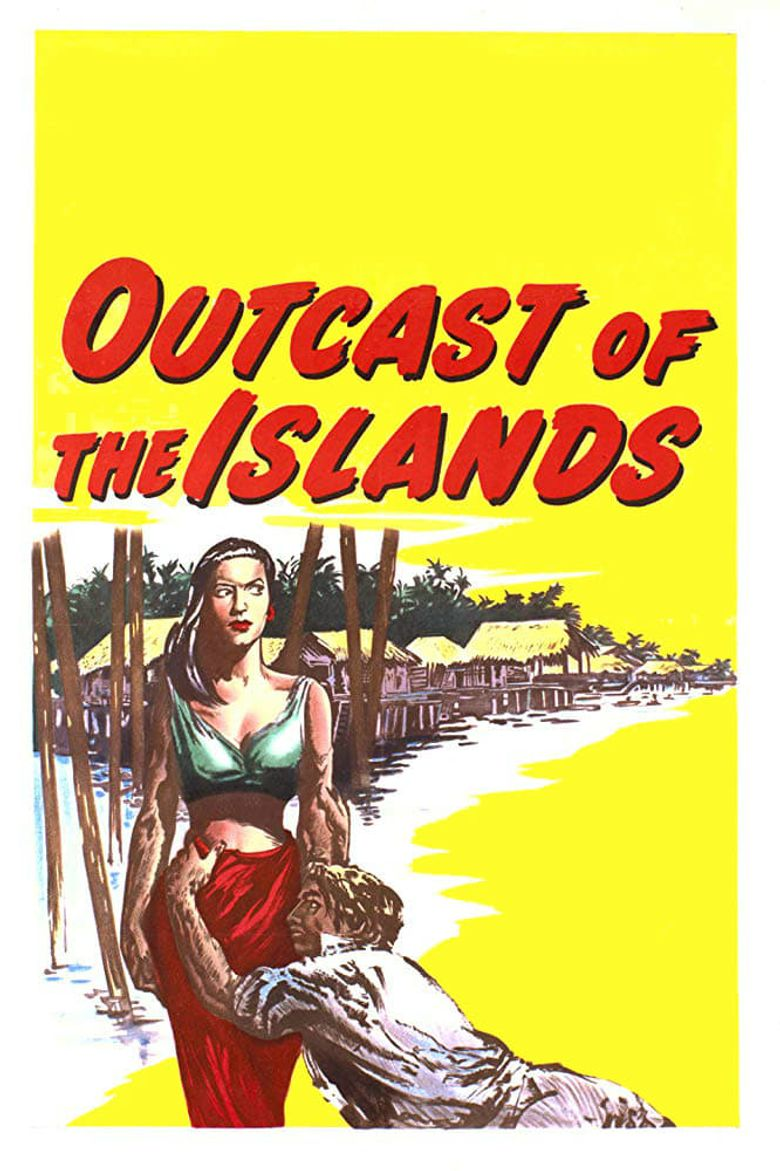 Outcast of the Islands Poster