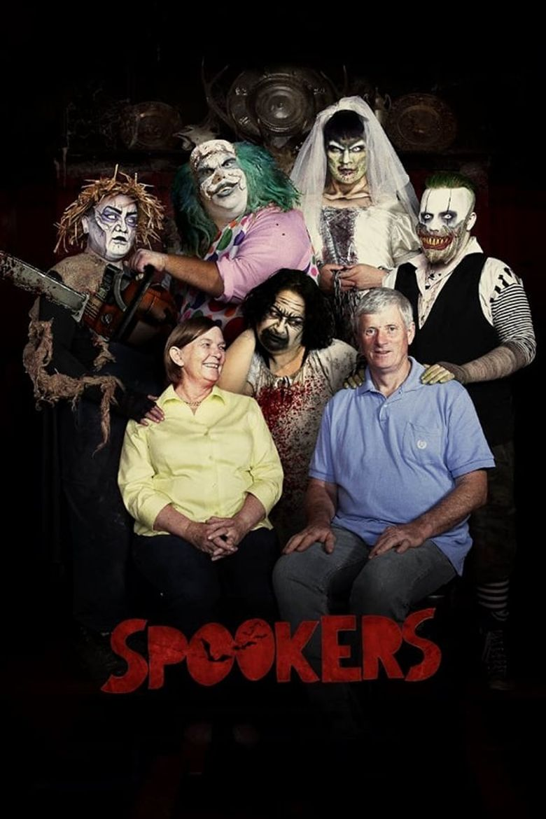 Spookers Poster