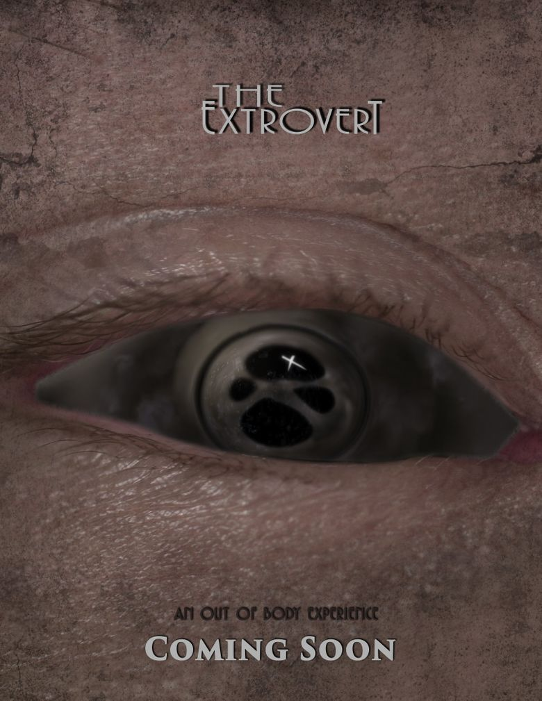The Extrovert Poster