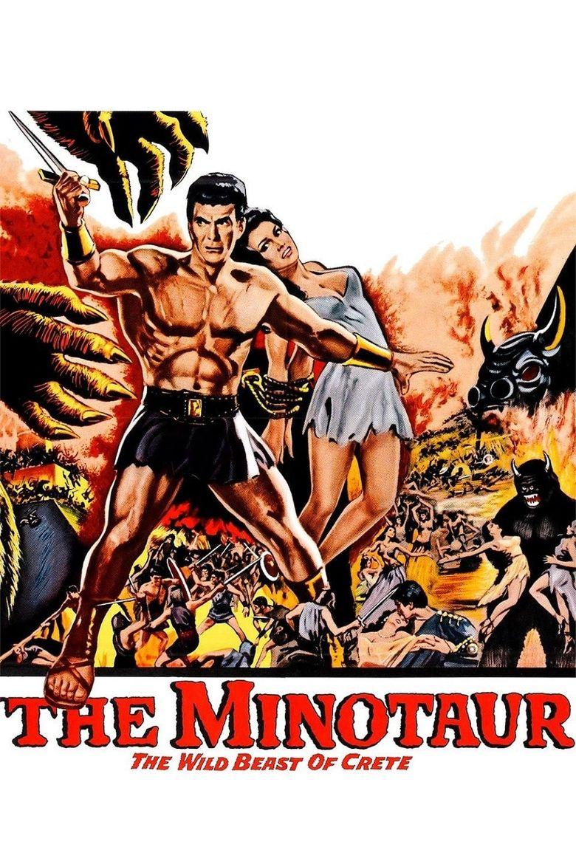 The Minotaur, the Wild Beast of Crete Poster