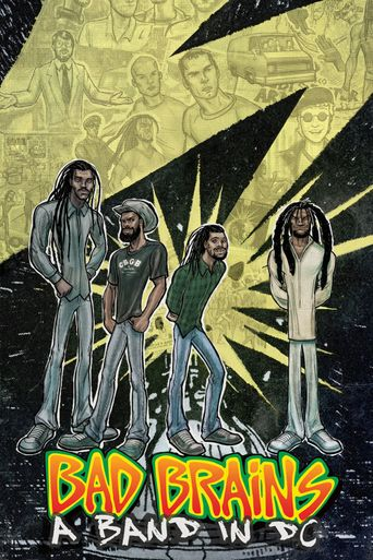 Watch Bad Brains: A Band in DC