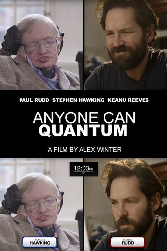 Anyone Can Quantum Poster