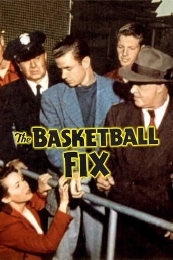 The Basketball Fix Poster