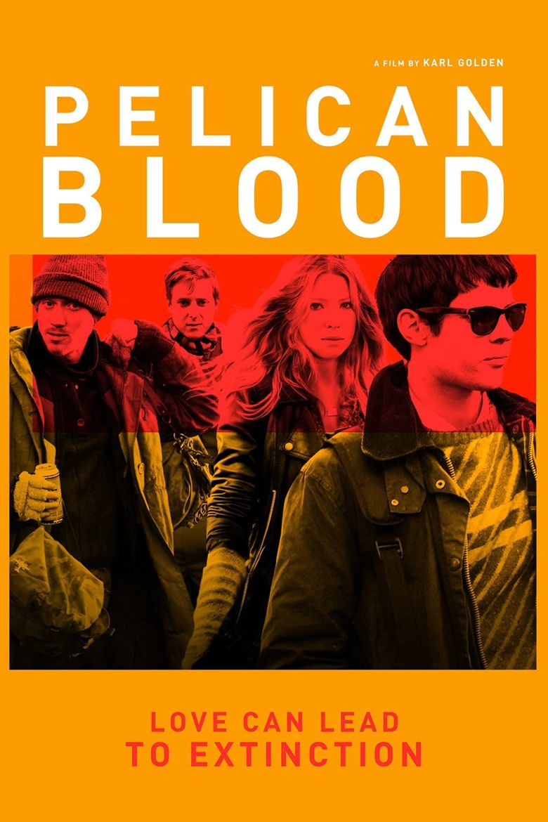 Pelican Blood Poster